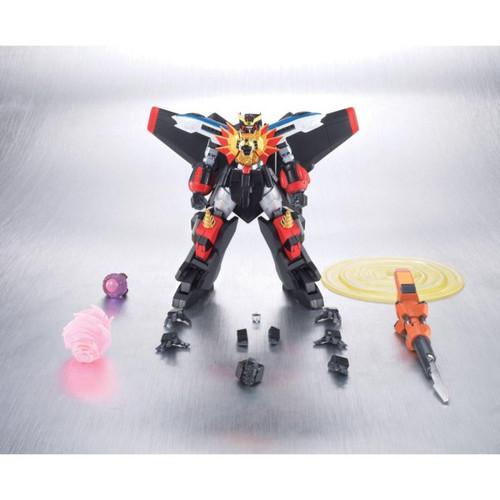 The King of Braves: Super Robot Chogokin - GaoGaiGar & Option Parts set (A282237)