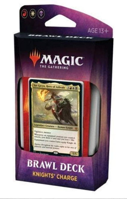 Magic the Gathering: Brawl Deck - Throne of Eldraine - Knights' Charge