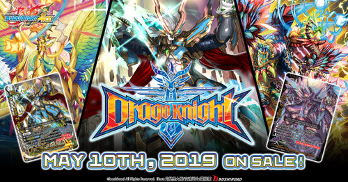 Future Card Buddyfight: Booster Pack - ACE Vol. 4 - Drago Knight
