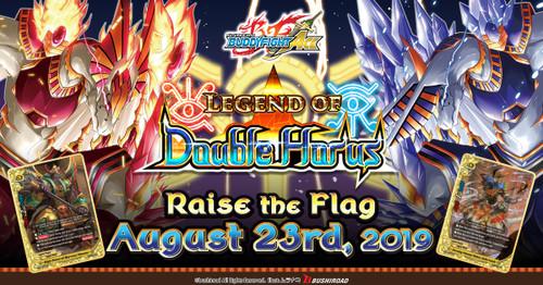 Future Card Buddyfight: Ace Trial Deck - Vol. 2 - Legend of Double Horus