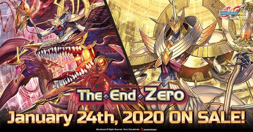 Future Card Buddyfight: Ace Trial Deck - Vol. 3 - The End Zero