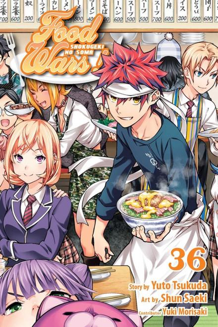 Food Wars! Vol. 36 (Manga)
