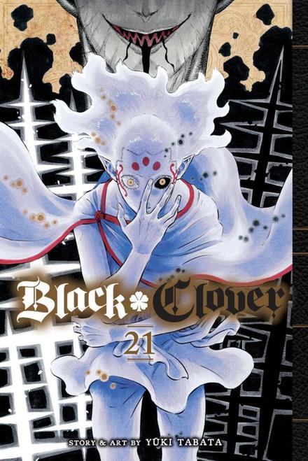 Black Clover Vol. 21 (Manga)