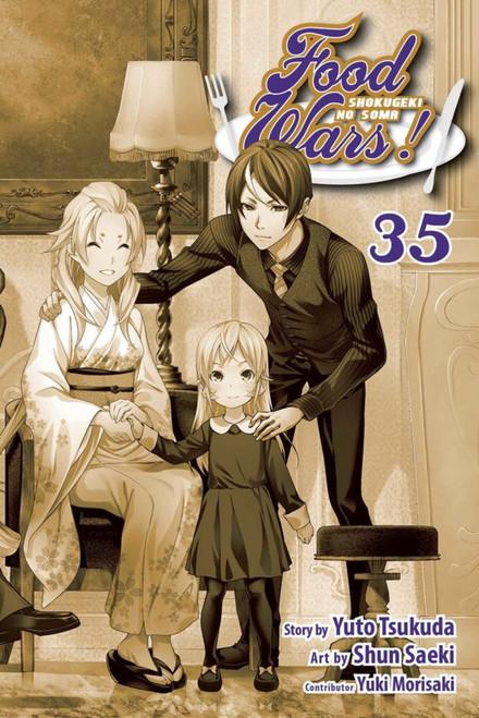 Food Wars! Vol. 35 (Manga)