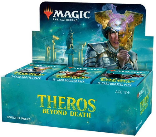 Magic the Gathering: Booster Box - Theros Beyond Death