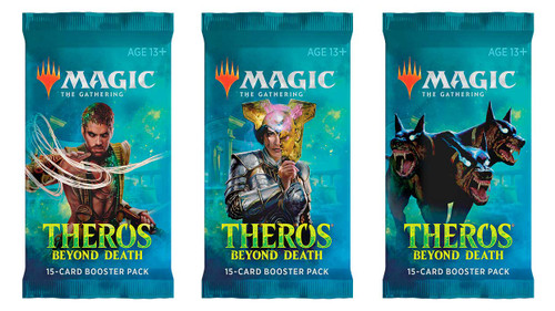 Magic the Gathering: Booster Pack - Theros Beyond Death