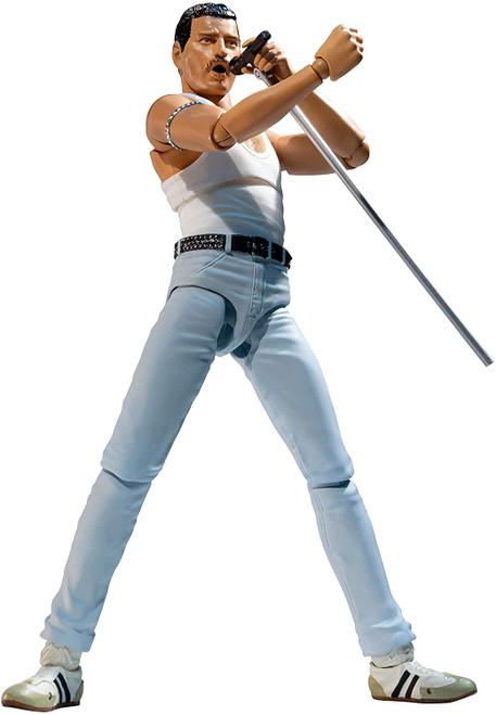 Queen: S.H. Figuarts - Freddie Mercury Live Aid Ver.