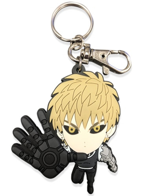 One Punch Man 2: Key Chain - SD Genos PVC