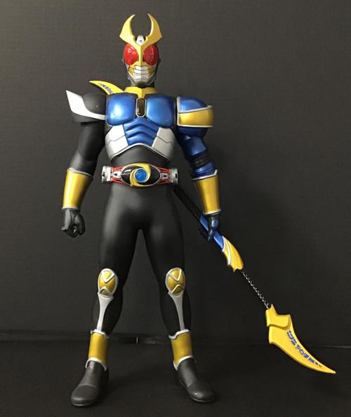 Kamen Rider Agito: Big Size Soft Vinyl Figure - Agito Storm Form (105003240)