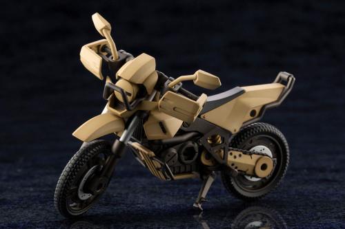 Hexa Gear: 1/24 Scale Model Kit - Alternative Cross Raider Desert Color Ver.
