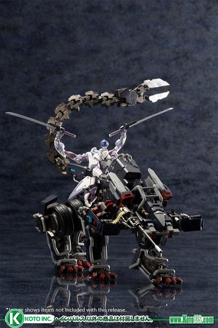 Hexa Gear: 1/24 Scale Model Kit - Lord Impulse
