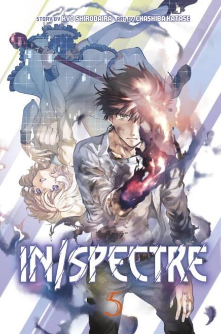 In/Spectre Vol. 05 (Manga)