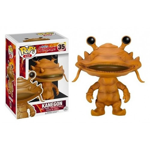 Ultraman: Pop Figure - Kanegon Pop Figure
