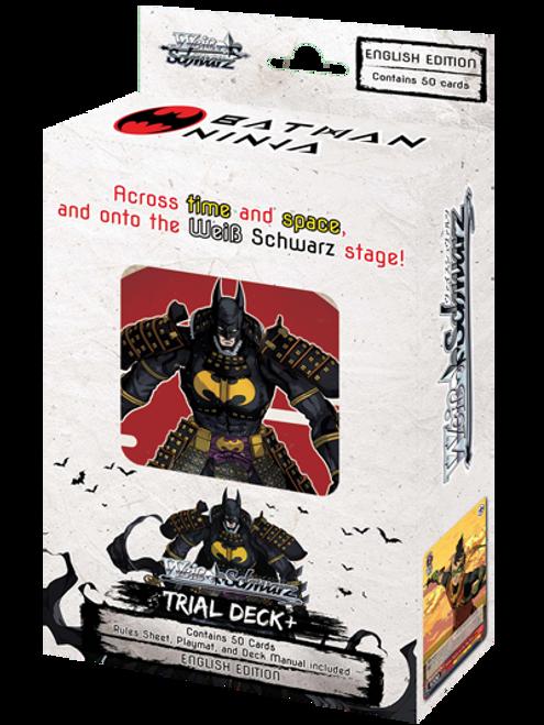 Weiss Schwarz: Trial Deck+ -Batman Ninja