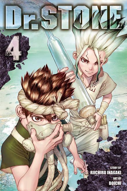Dr. Stone Vol. 4 (Manga)