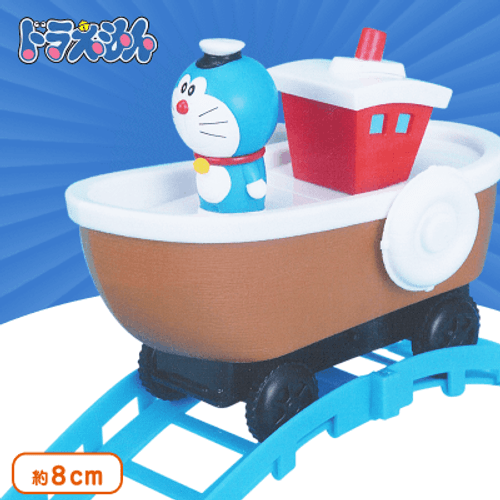 Doraemon: Goods - Plemium Electric Ship & Course (105003442)