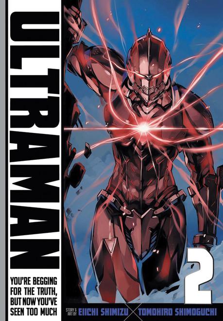 Ultraman Vol. 2 (Manga)