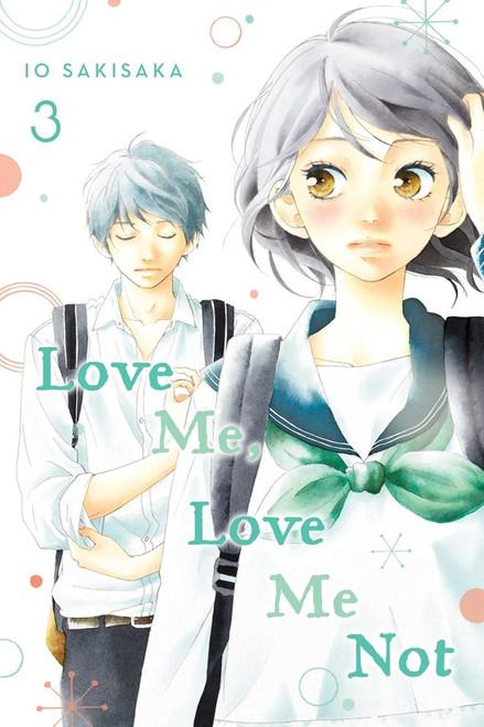 Love Me Love Me Not Vol. 3 (Manga)