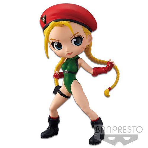 Street Fighter: Qposket - Cammy Type A