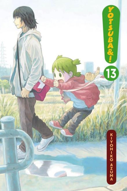 Yotsuba&! Vol. 13 (Manga)