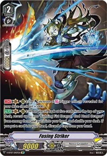 Cardfight! Vanguard: Single Card - Fusing Striker (SP) (105004165)