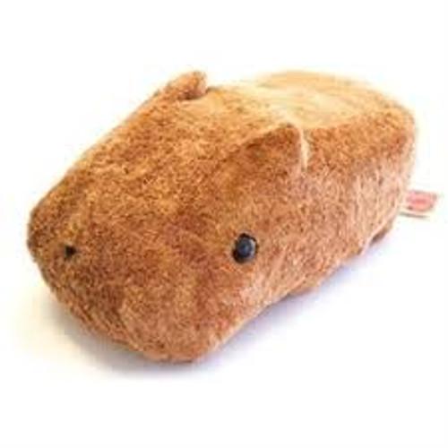 Kapibara San: Kapibara-San Plush - 14 Inches (Brown)