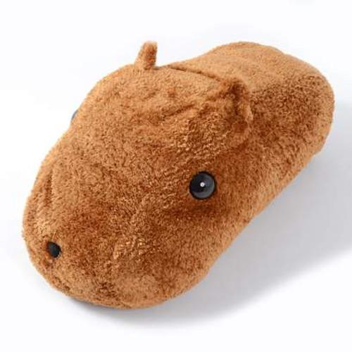 Kapibara San: Kapibara-San Plush - 21 Inches (Brown)