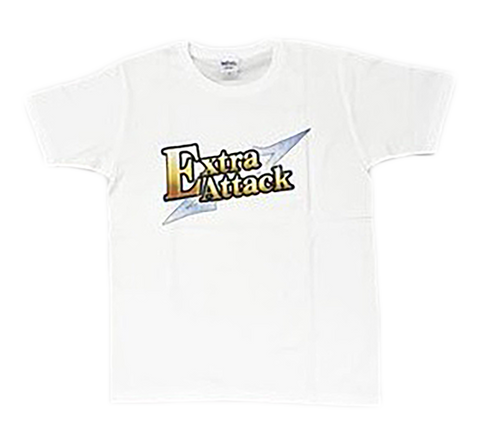 Fate/Grand Order: T-shirt - Extra Attack (X-Large)
