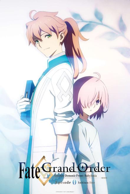 Fate/Grand Order: Poster - Babylonia Eoisode 0
