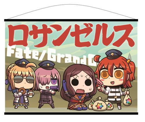 Fate/Grand Order: Wall Scroll - L.A Exclusive Art Work By Riyo