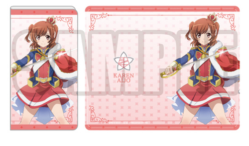 Revue Starlight -Re Live-: Smart Phone Case - Karen Aijo
