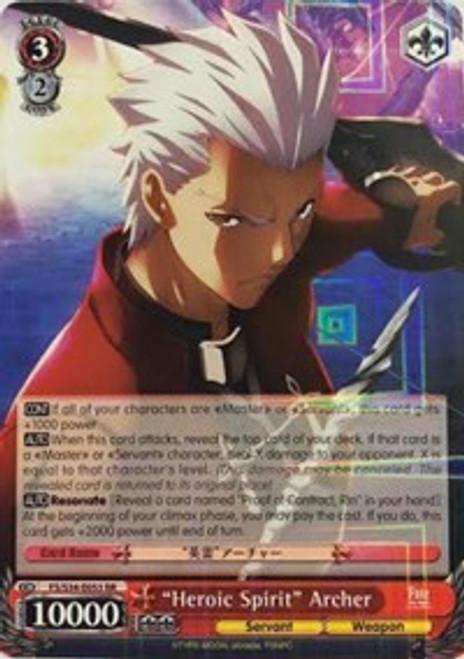 Weiss Schwarz: Single Card - 'Heroic Spirit' Archer (569761)