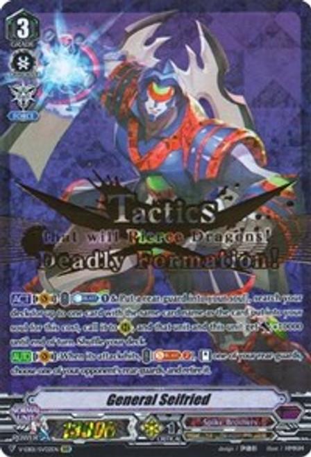 Cardfight!! Vanguard: Single Card - General Seifried (SVR) (1196502)