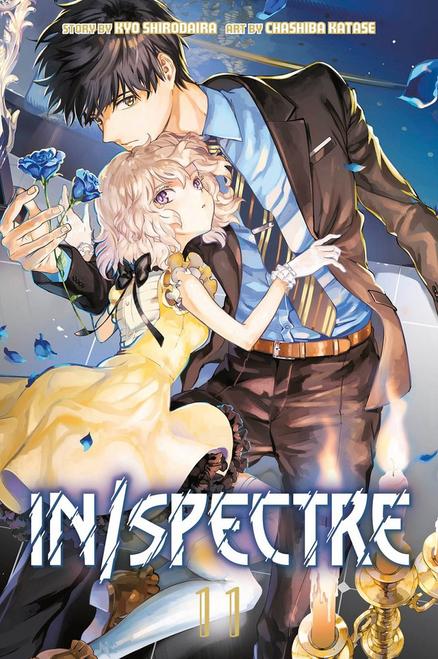 In/Spectre Vol. 11 (Manga)