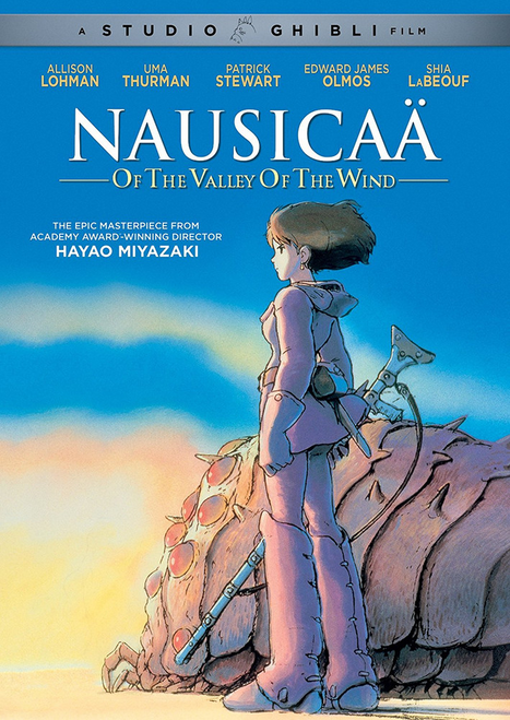 Ghibli: Nausicaa of the Valley of the Wind (DVD)