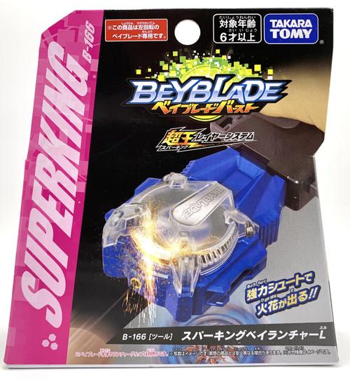 Beyblade Burst: B-166 - Sparking Bey Launcher L
