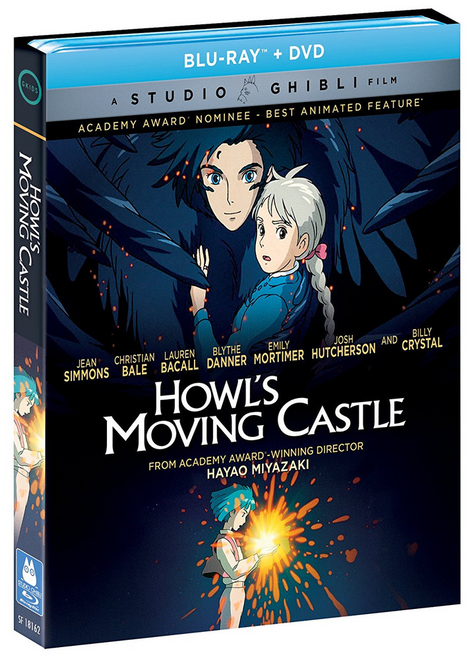 Ghibli: Howl's Moving Castle (BR/DVD)