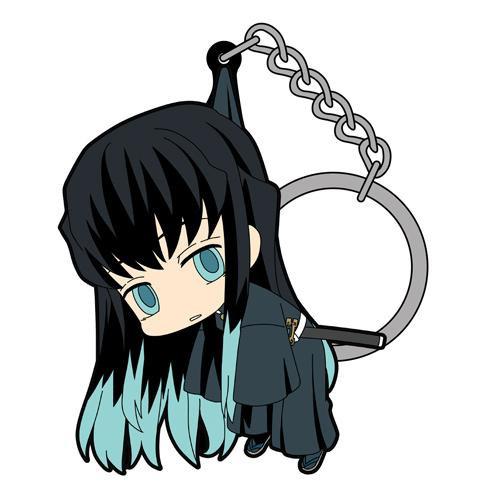 Demon Slayer: Key Chain - Tsumamare Muichiro