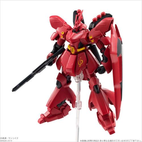 Gundam: Assault Kingdom EX 03 - MSN-04 Sazabi