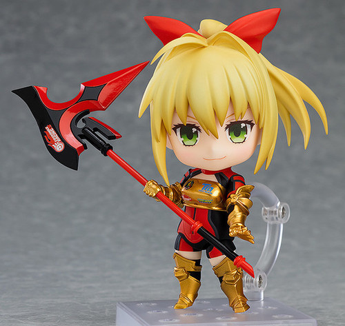 Good Smile Racing & Type Moon Racing: Nendoroid - #1179 Nero Claudius (Racing Ver.)