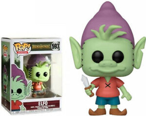 Disenchantment: POP! Vinyl Figure - Elfo