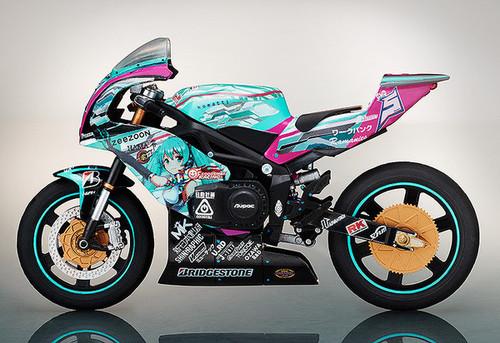 Good Smile Racing: EX Ride Spride 06 - Racing Miku TT 13 Vehicle (A213032)