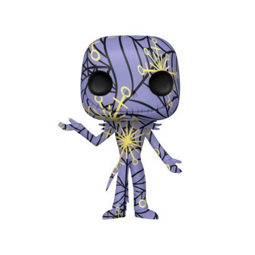 Nightmare Before Christmas: POP! Figure - Artist's Series - Jack
