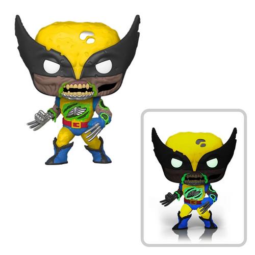 Marvel Zombies: Pop Funko - Wolverine Glows in the Dark