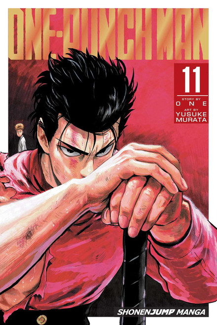 One-Punch Man Vol. 11 (Manga)