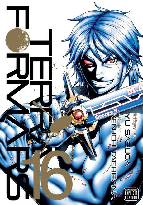 Terra Formars Vol. 16 (Manga)