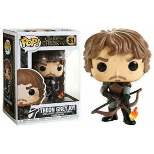 Game of Thrones: Pop Figure! - Theon w/ Flaming Arrows