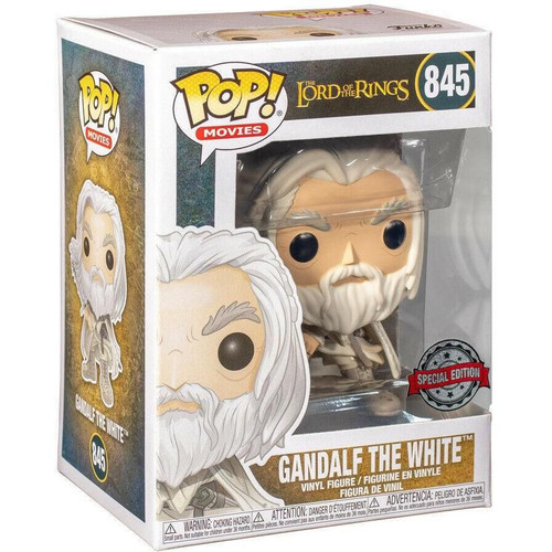 Lord of the Rings: POP Figure - Gandalf the White Hot Topic Exclusive (102000010021)
