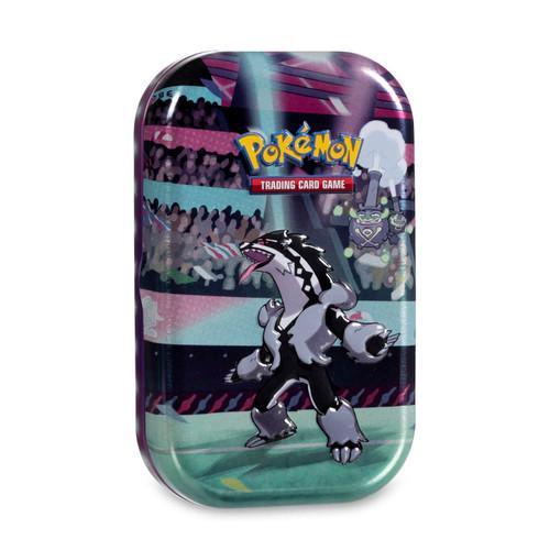 Pokemon: Mini Tin - Galar Power - Galarian Obstagoon & Galarian Weezing