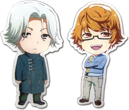 Tokyo Ghoul: Pins - SD Nishiki & Yomo (Set of 2)